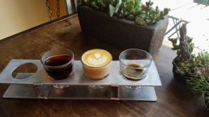 Ironsmith Coffee Encinitas Trio