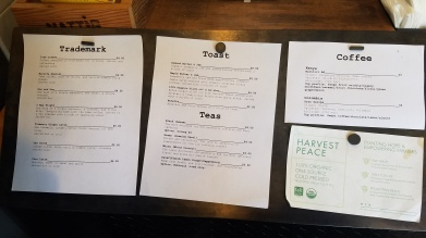 Ironsmith Coffee Encinitas Menus