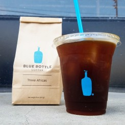 Blue Bottle LA Iced Americano
