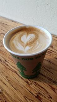 Banana Dang Coffee Latte