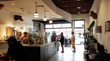 Revolution Roasters Coffee Bar